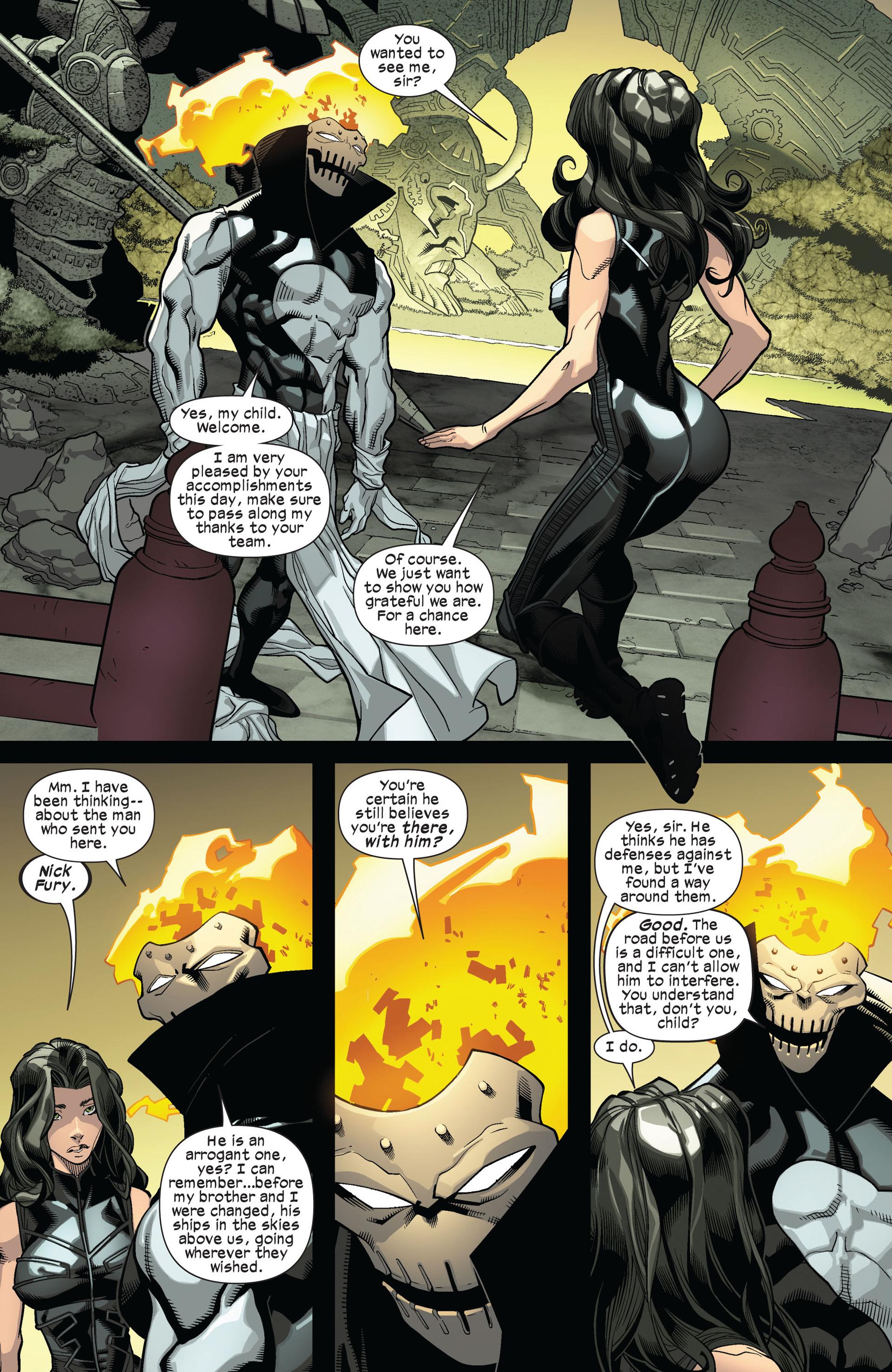 Read online Ultimate Comics X-Men comic -  Issue #8 - 19