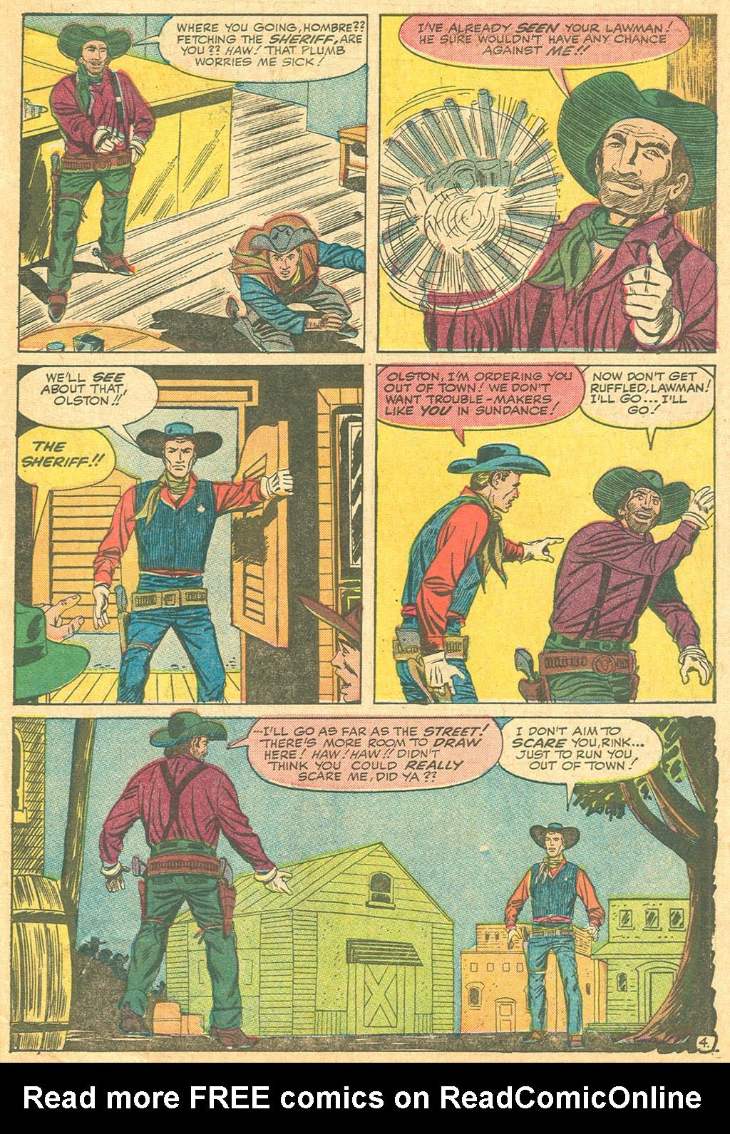 Read online Two-Gun Kid comic -  Issue #69 - 31