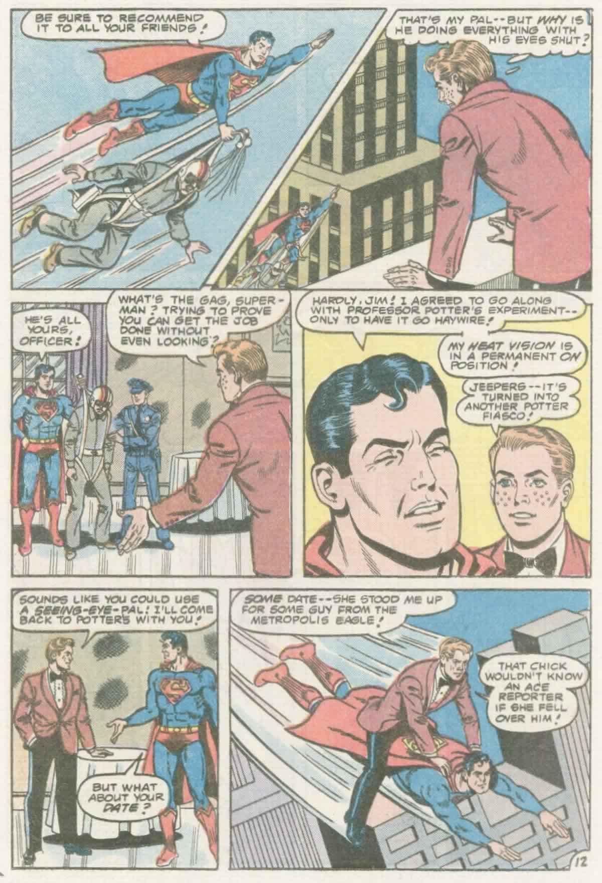 Read online Action Comics (1938) comic -  Issue #558 - 13
