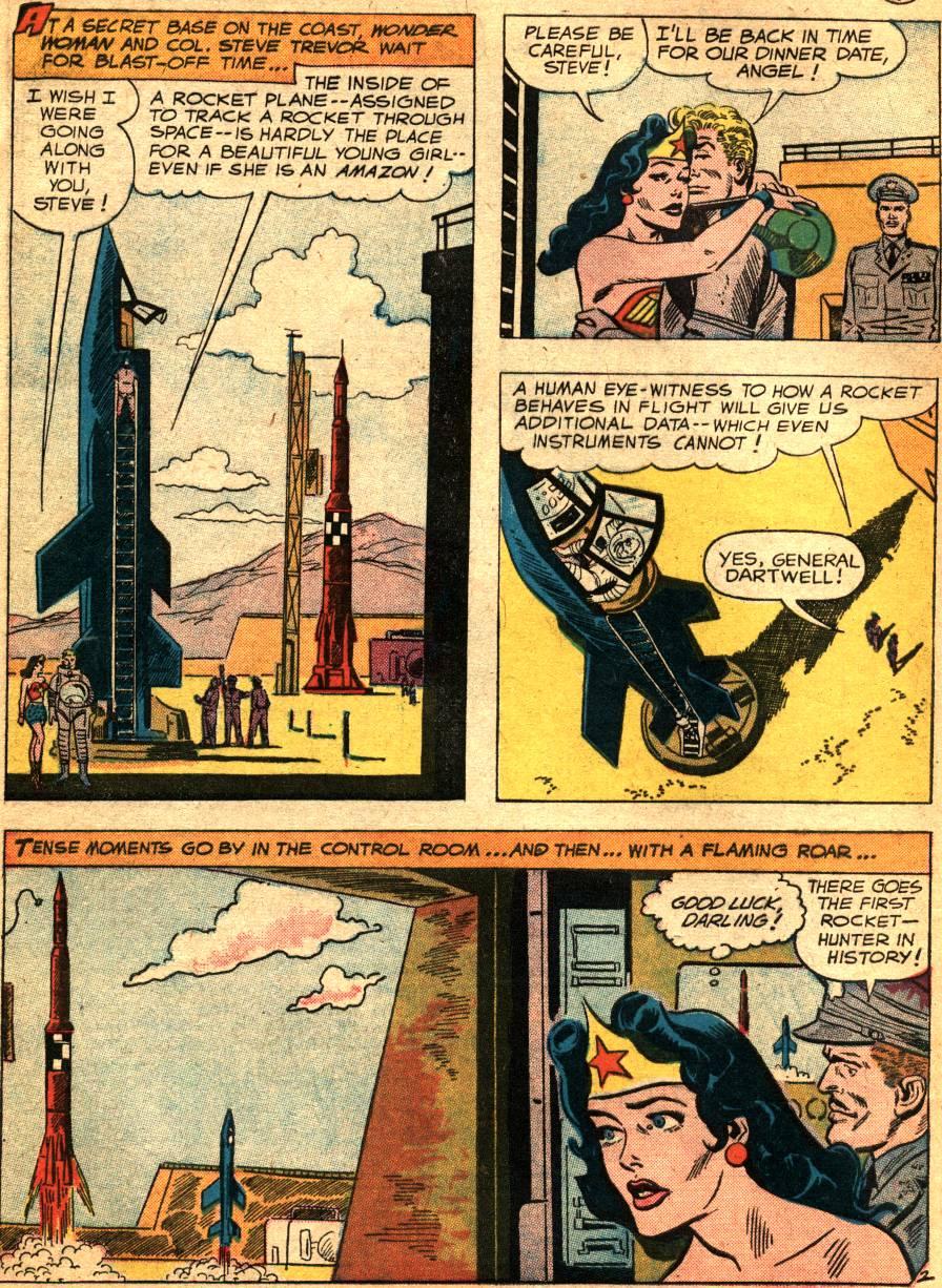 Read online Wonder Woman (1942) comic -  Issue #99 - 4