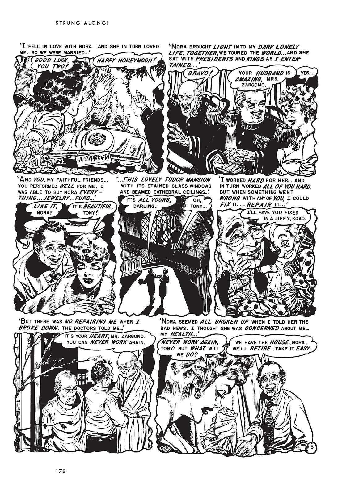 Read online Sucker Bait and Other Stories comic -  Issue # TPB (Part 2) - 93