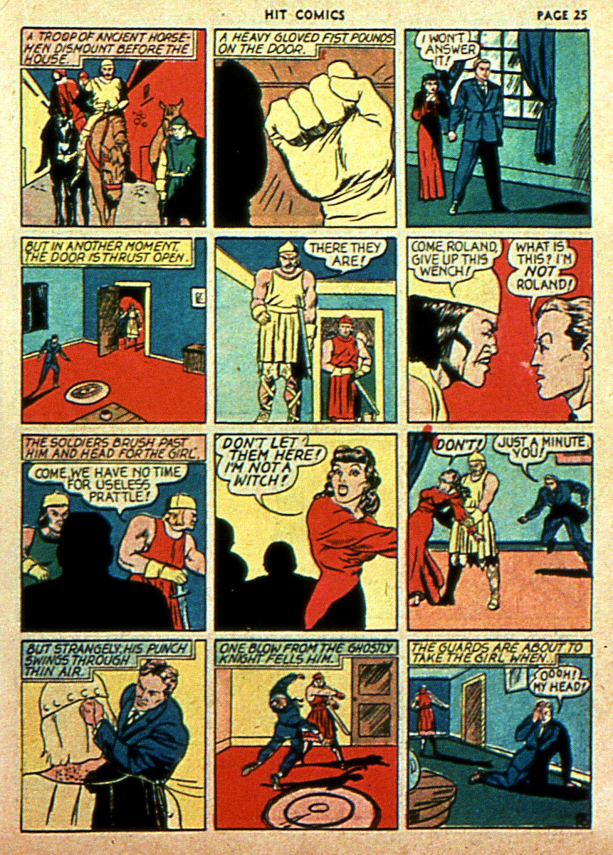 Read online Hit Comics comic -  Issue #2 - 27