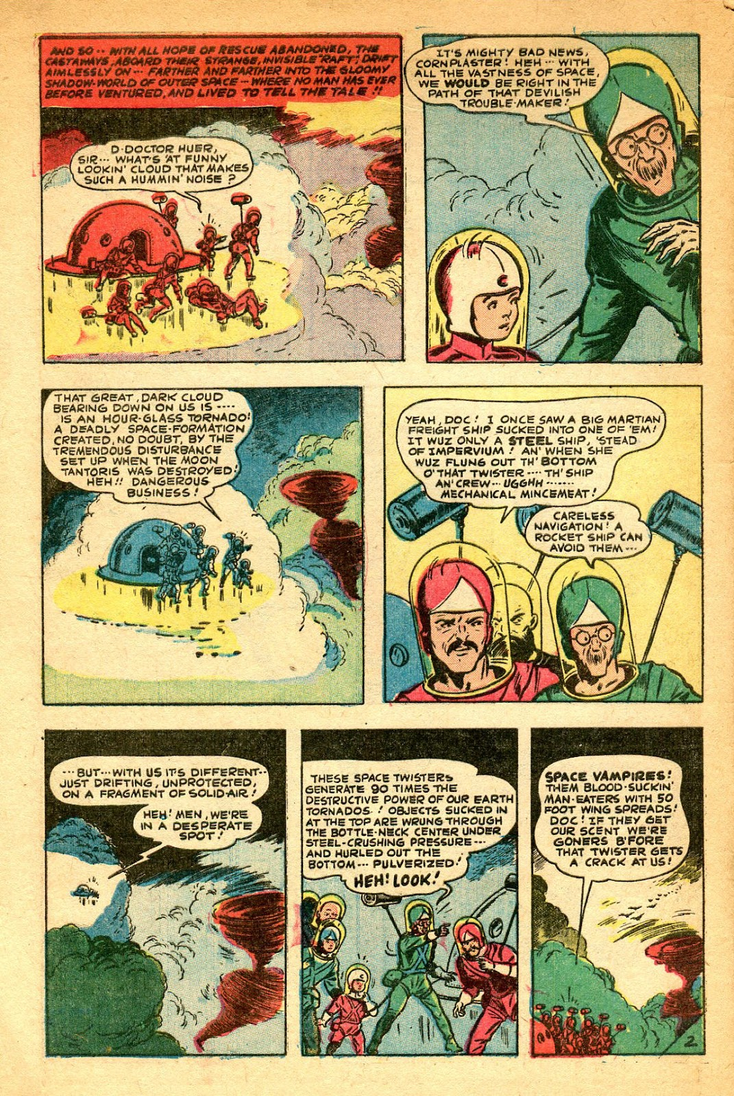 Read online Famous Funnies comic -  Issue #178 - 4