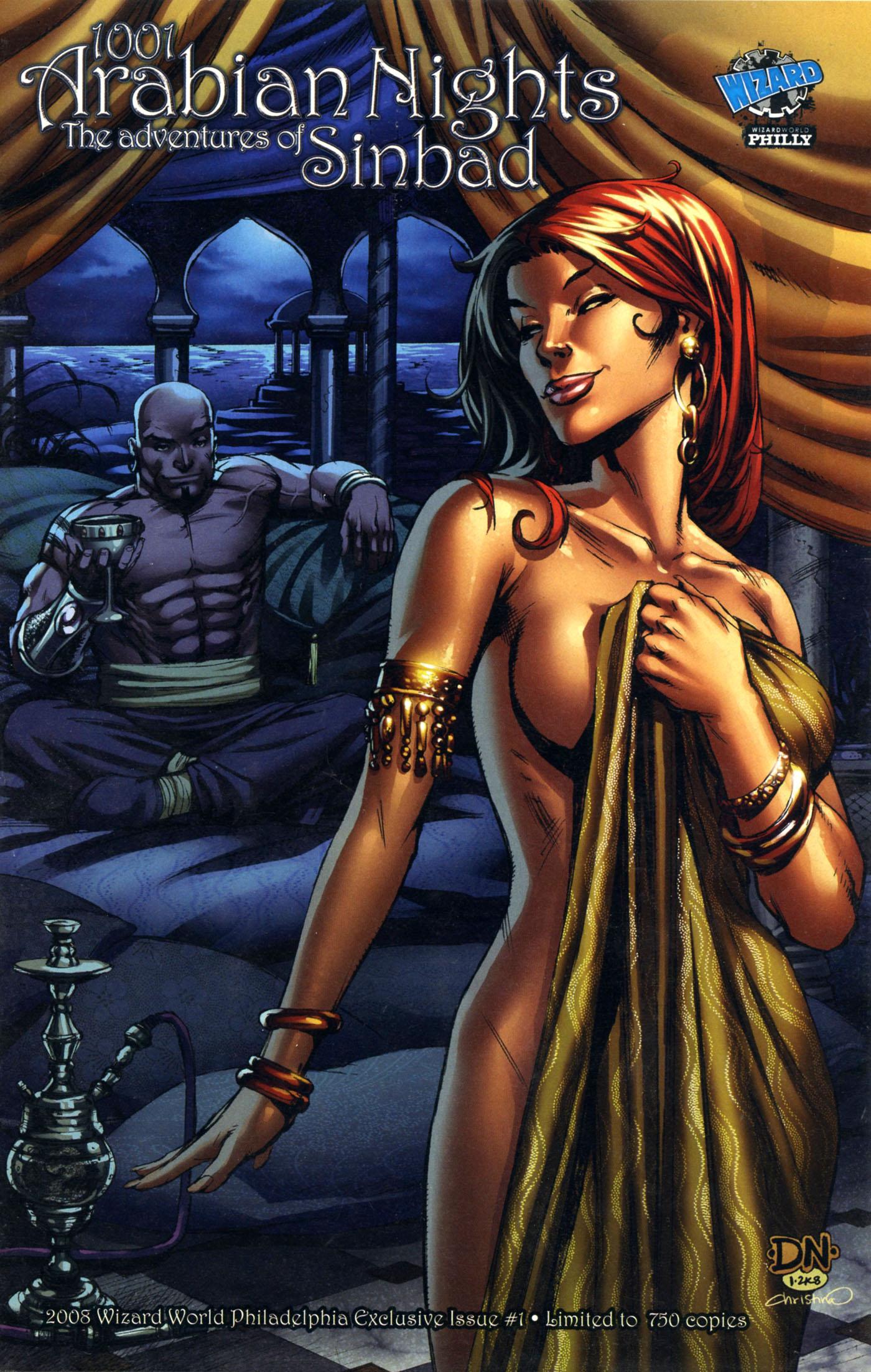 Read online 1001 Arabian Nights: The Adventures of Sinbad comic -  Issue #1 - 3