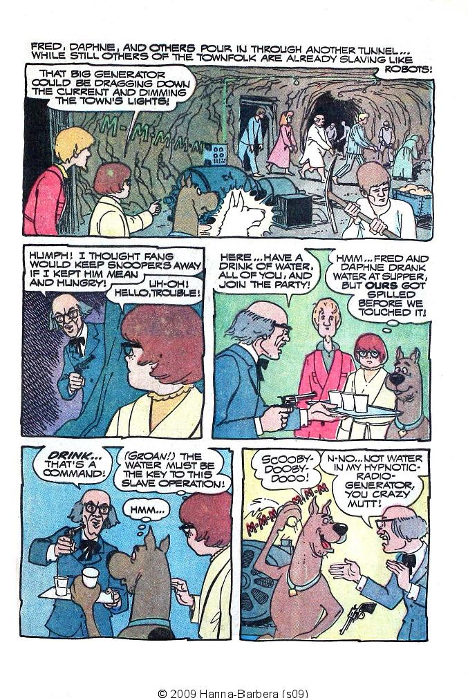 Read online Scooby-Doo... Where Are You! (1970) comic -  Issue #15 - 41