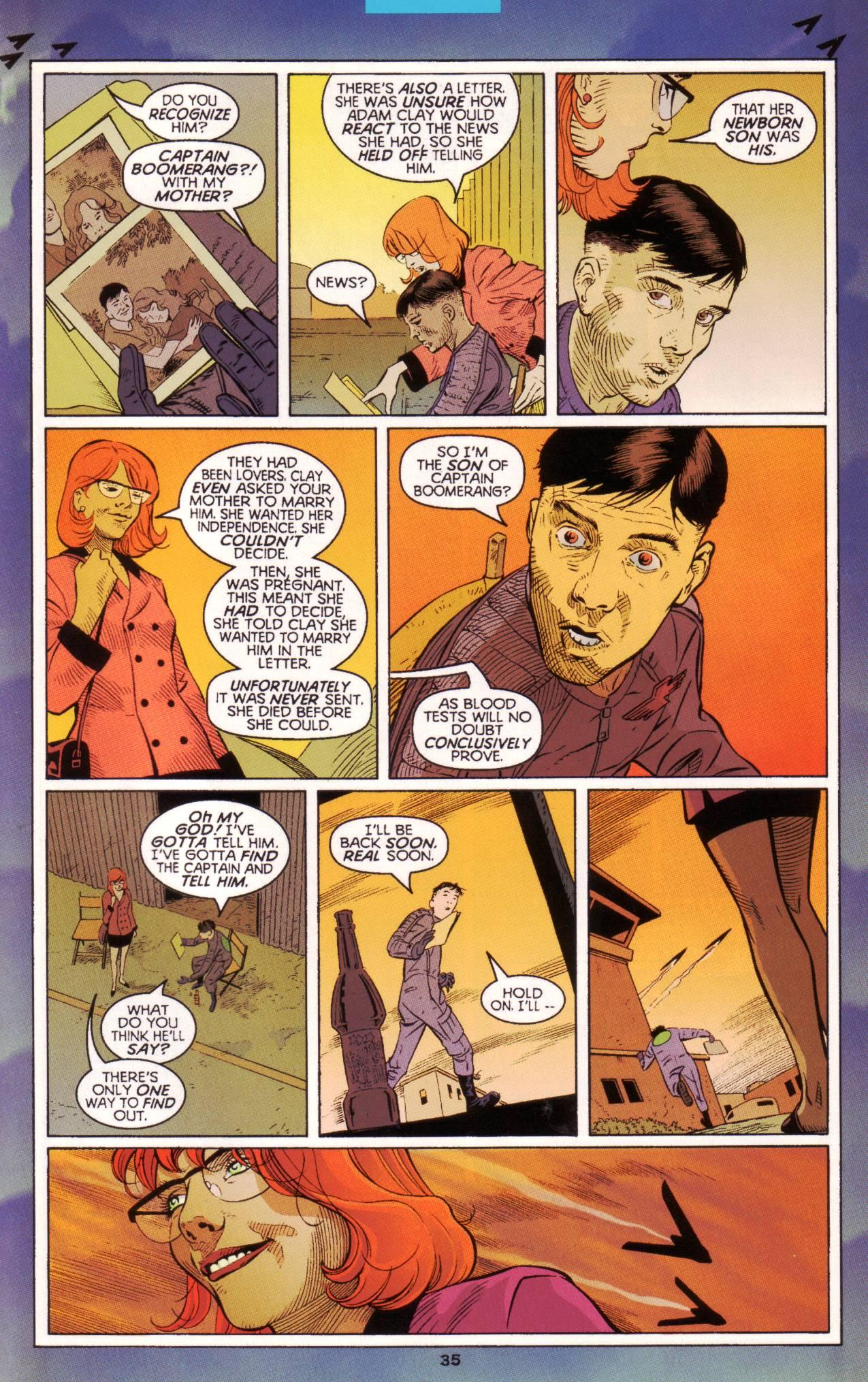 Read online Tangent Comics/ Green Lantern comic -  Issue # Full - 36
