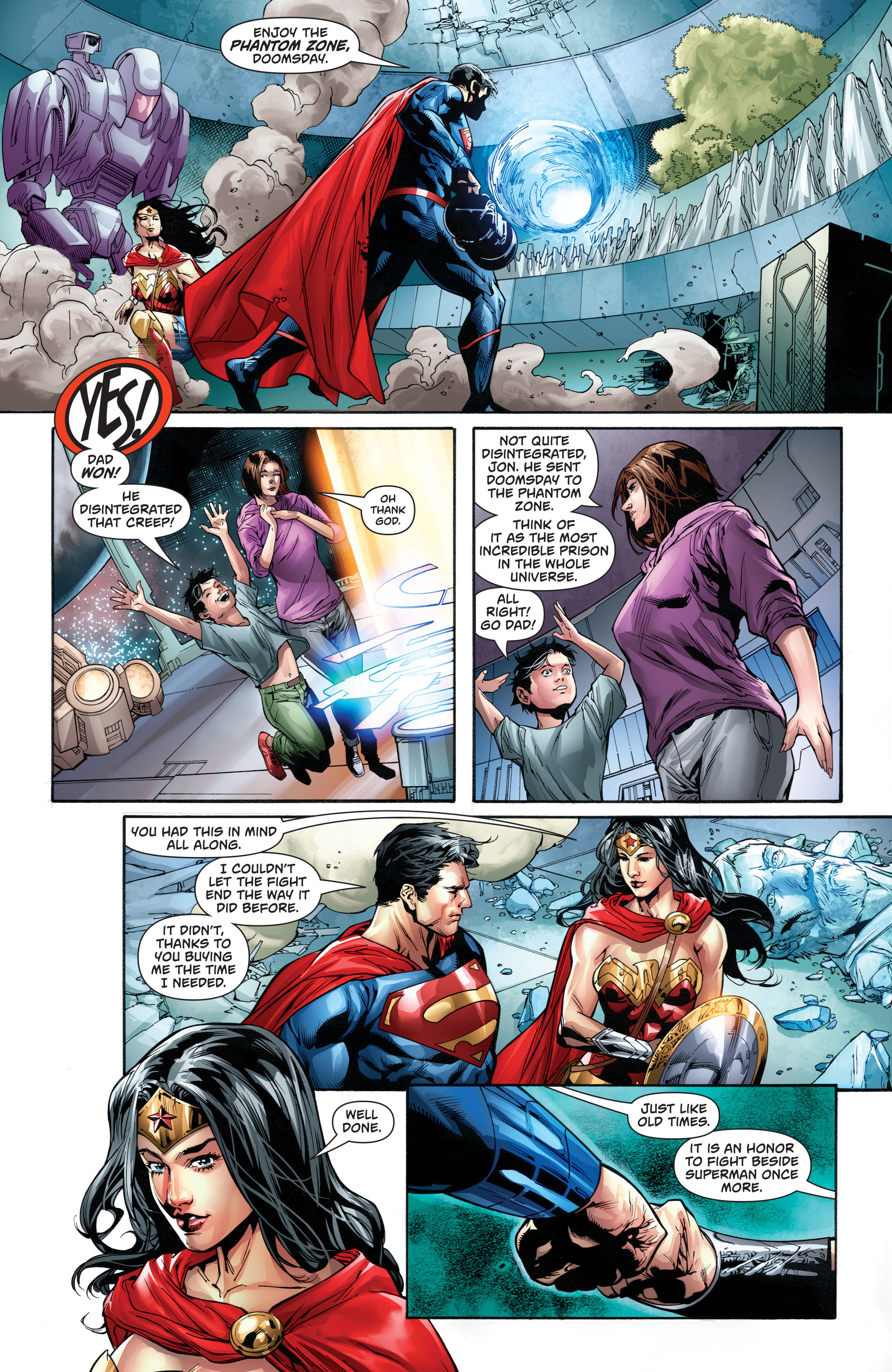 Read online Action Comics (2016) comic -  Issue #962 - 17