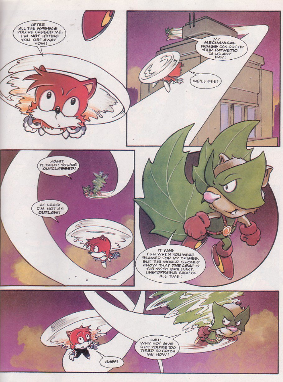 Read online Sonic the Comic comic -  Issue #114 - 13