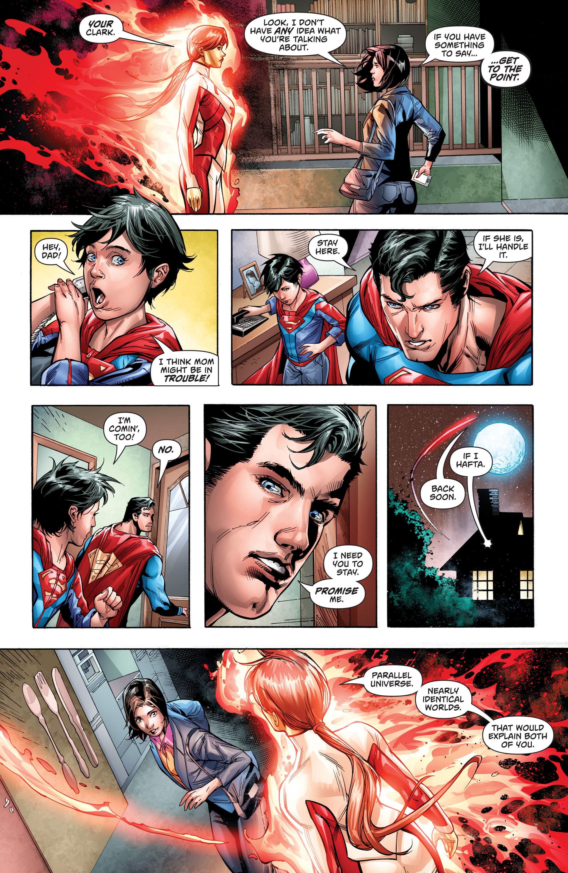 Read online Action Comics (2016) comic -  Issue #966 - 11