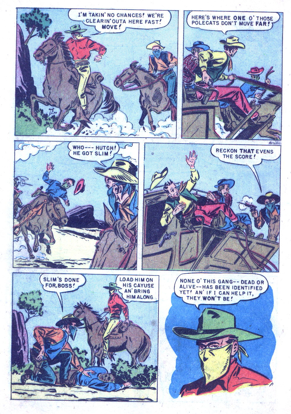 Four Color Comics issue 292 - Page 18