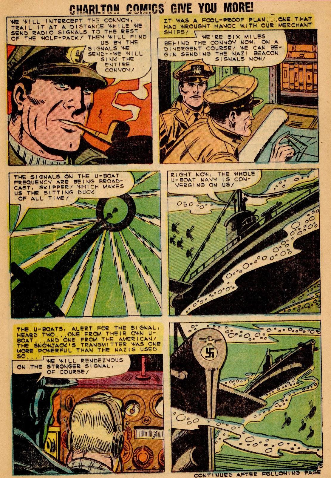 Read online Fightin' Navy comic -  Issue #90 - 21