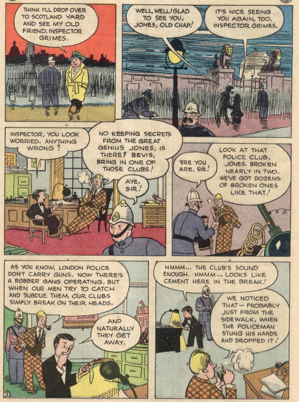 Read online Adventure Comics (1938) comic -  Issue #100 - 16