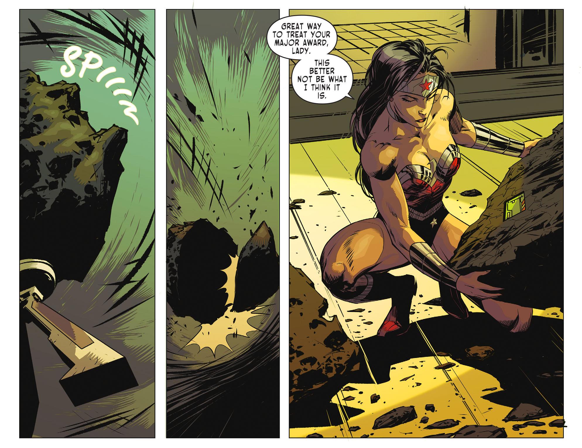 Read online Sensation Comics Featuring Wonder Woman comic -  Issue #25 - 10
