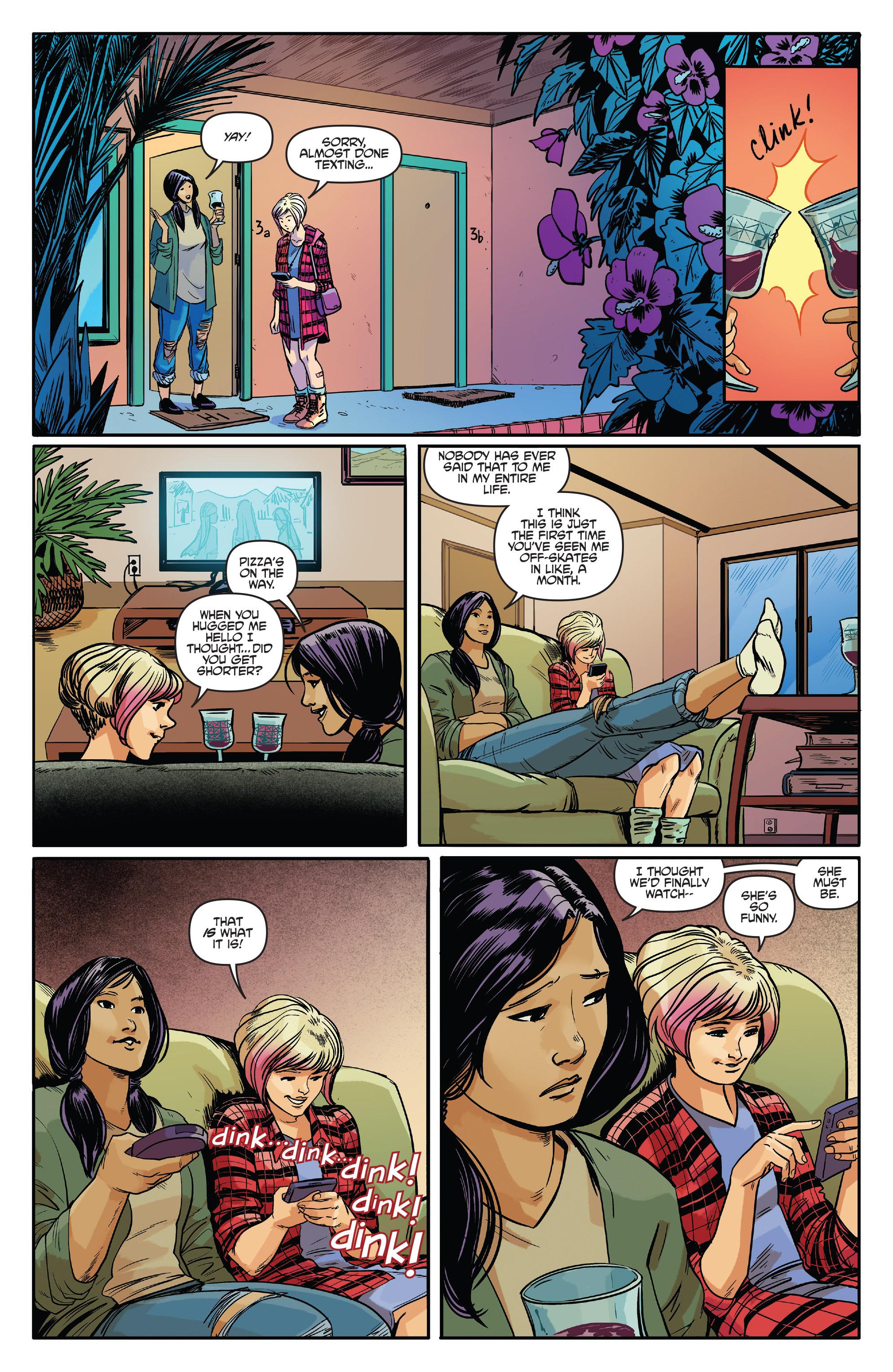 Read online Slam! comic -  Issue #3 - 20