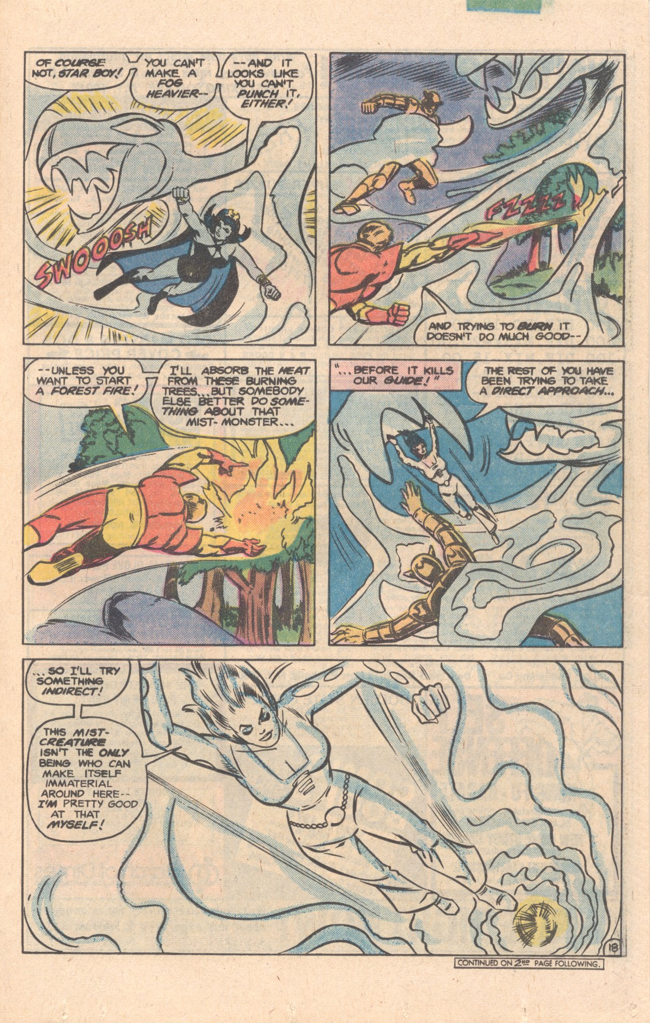Legion of Super-Heroes (1980) 276 Page 18