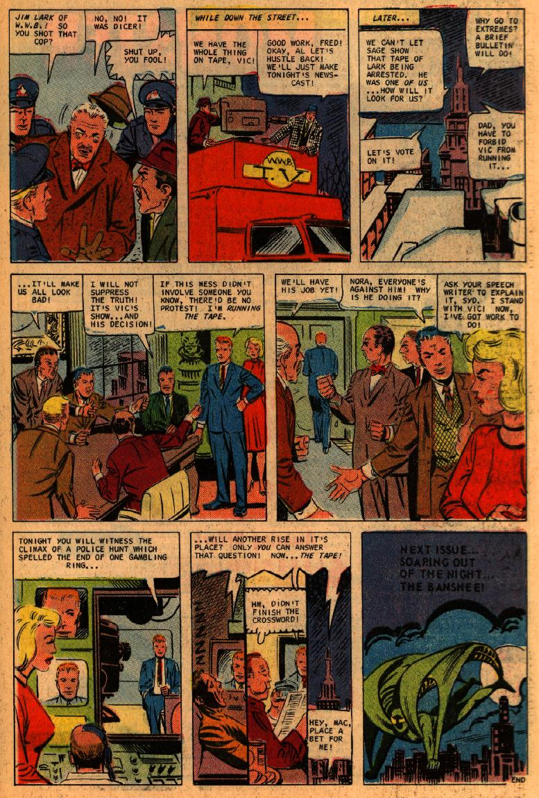 Blue Beetle (1967) issue 1 - Page 33