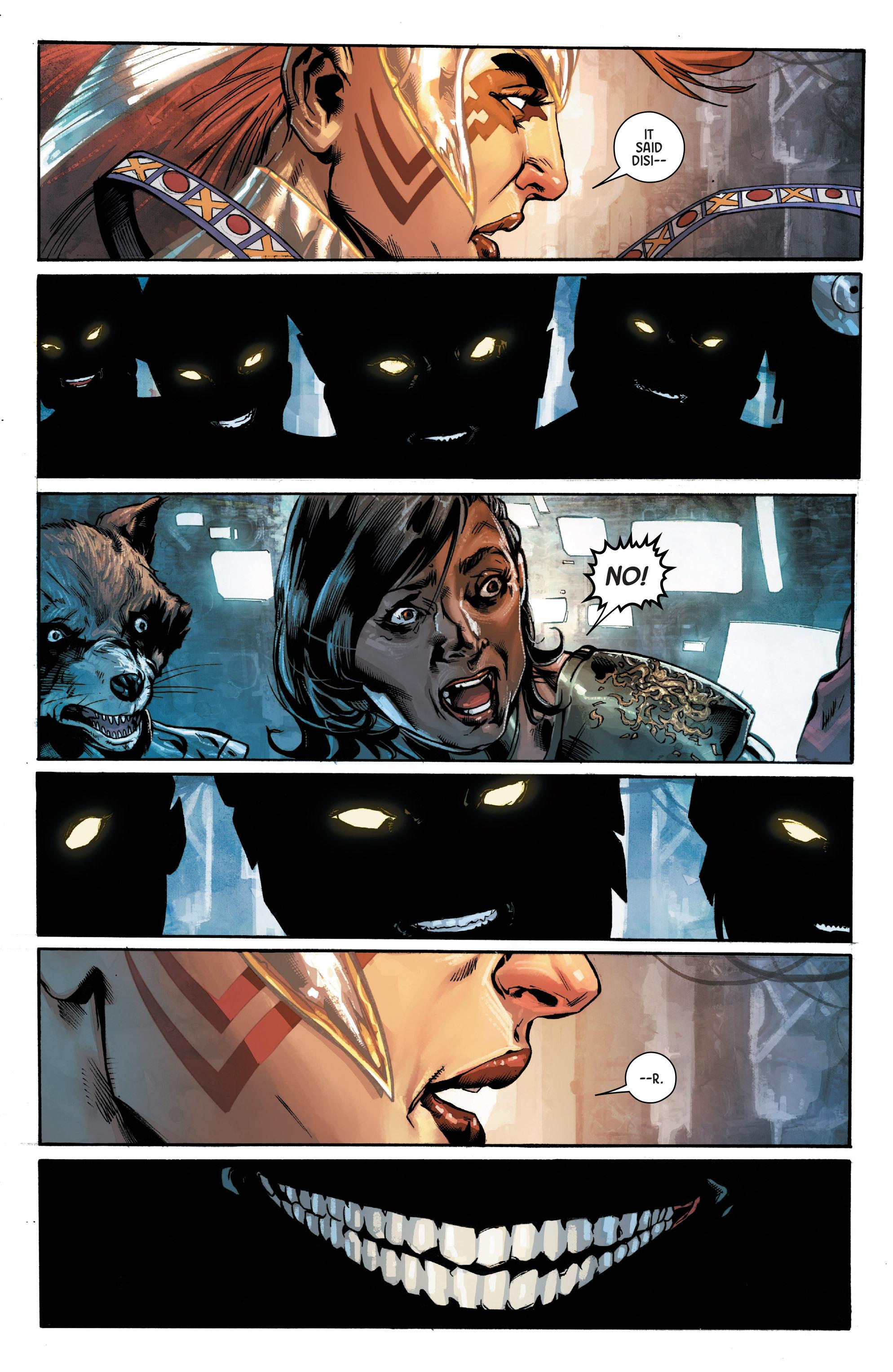 Read online Angela: Asgard's Assassin comic -  Issue #4 - 7