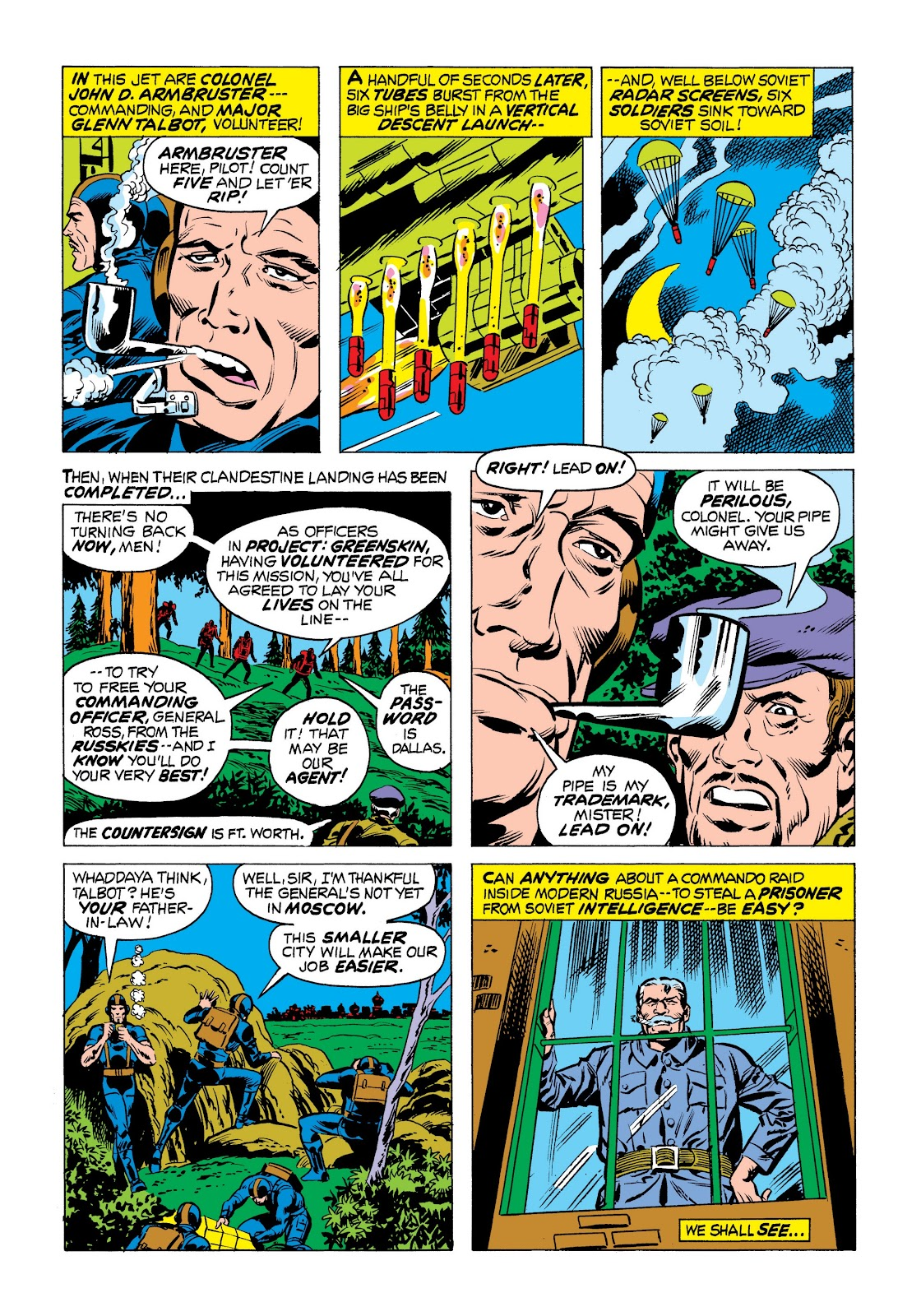 Read online Marvel Masterworks: The Incredible Hulk comic -  Issue # TPB 9 (Part 3) - 6