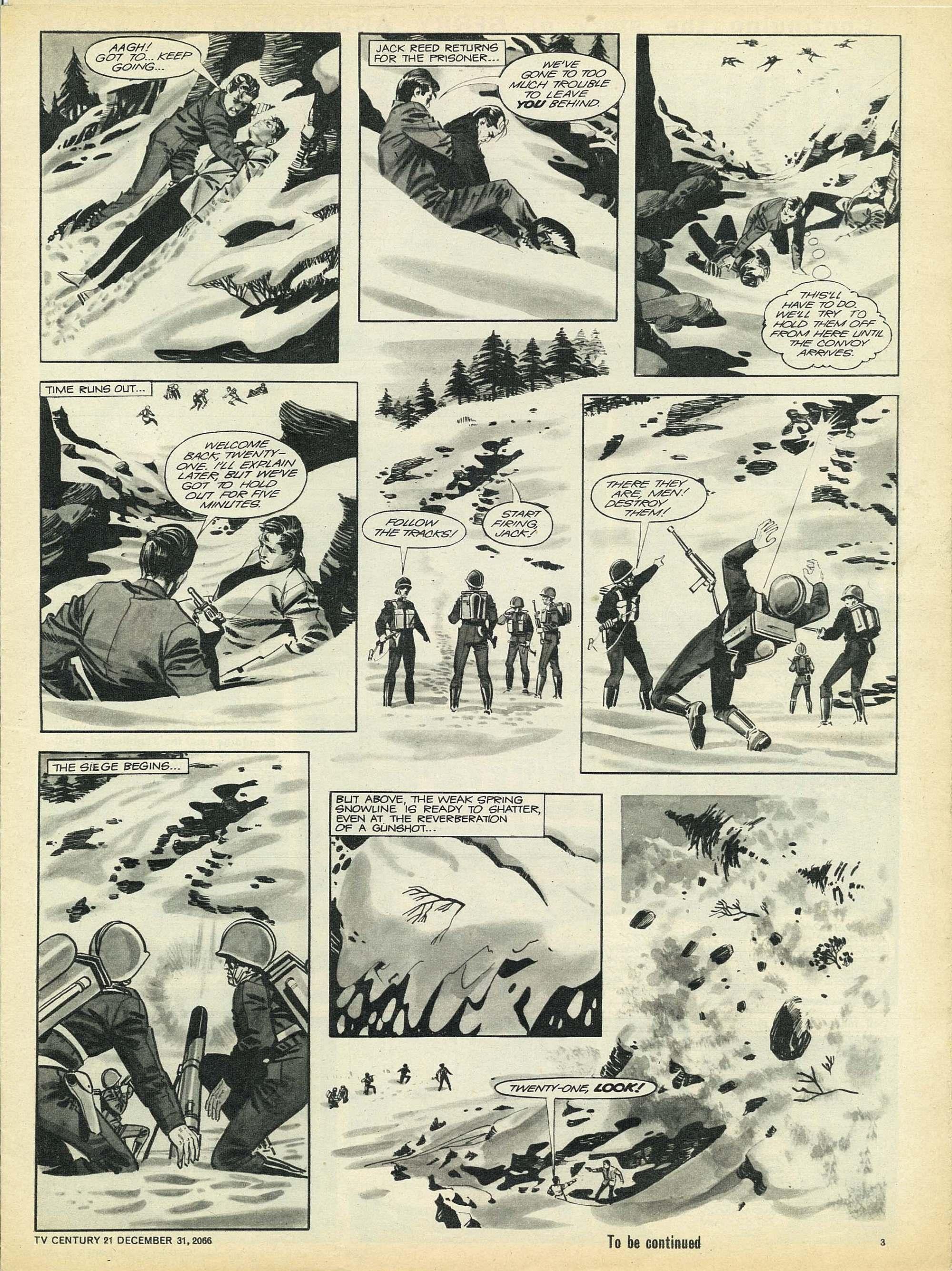 Read online TV Century 21 (TV 21) comic -  Issue #102 - 3