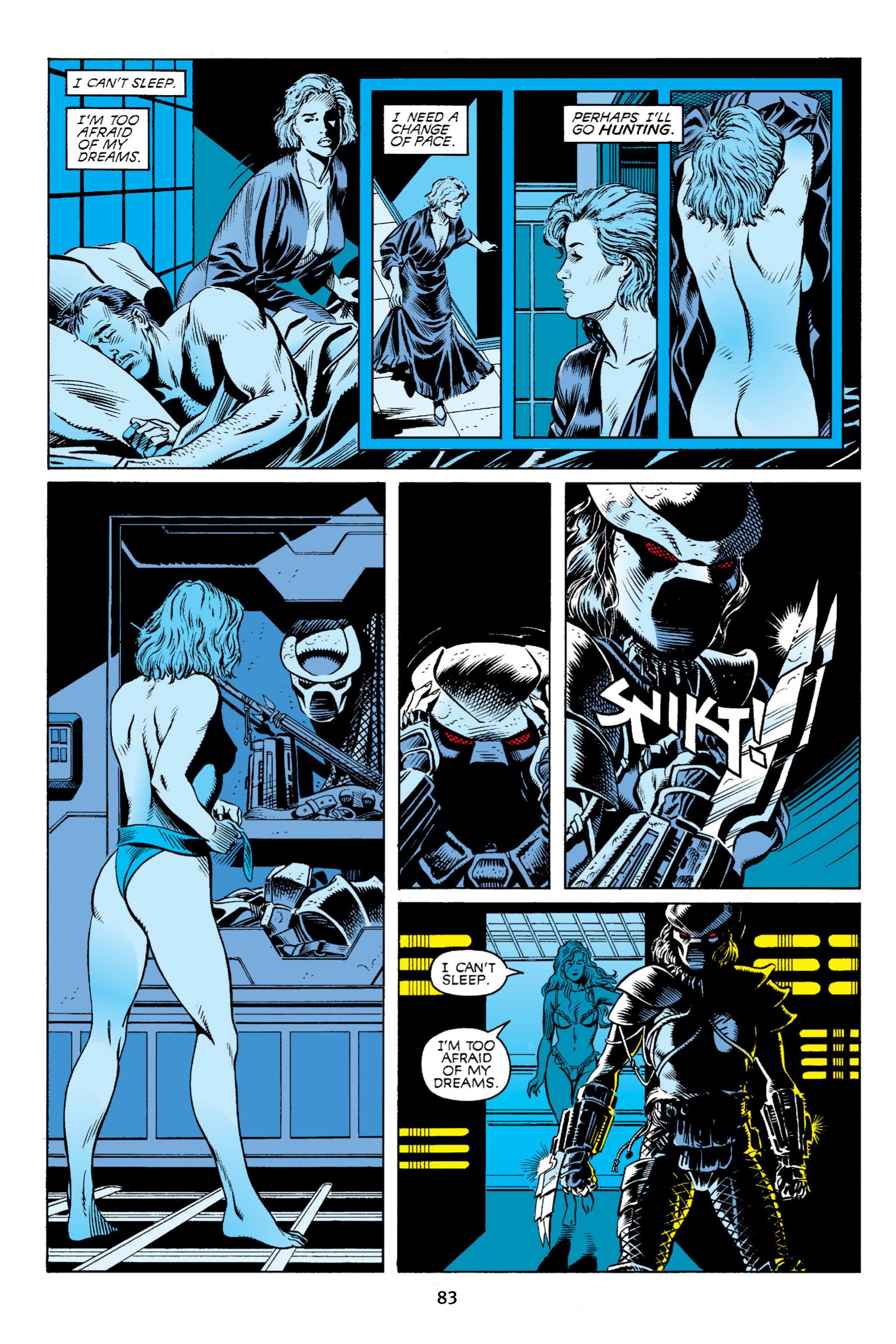 Read online Aliens vs. Predator Omnibus comic -  Issue # _TPB 2 Part 1 - 82
