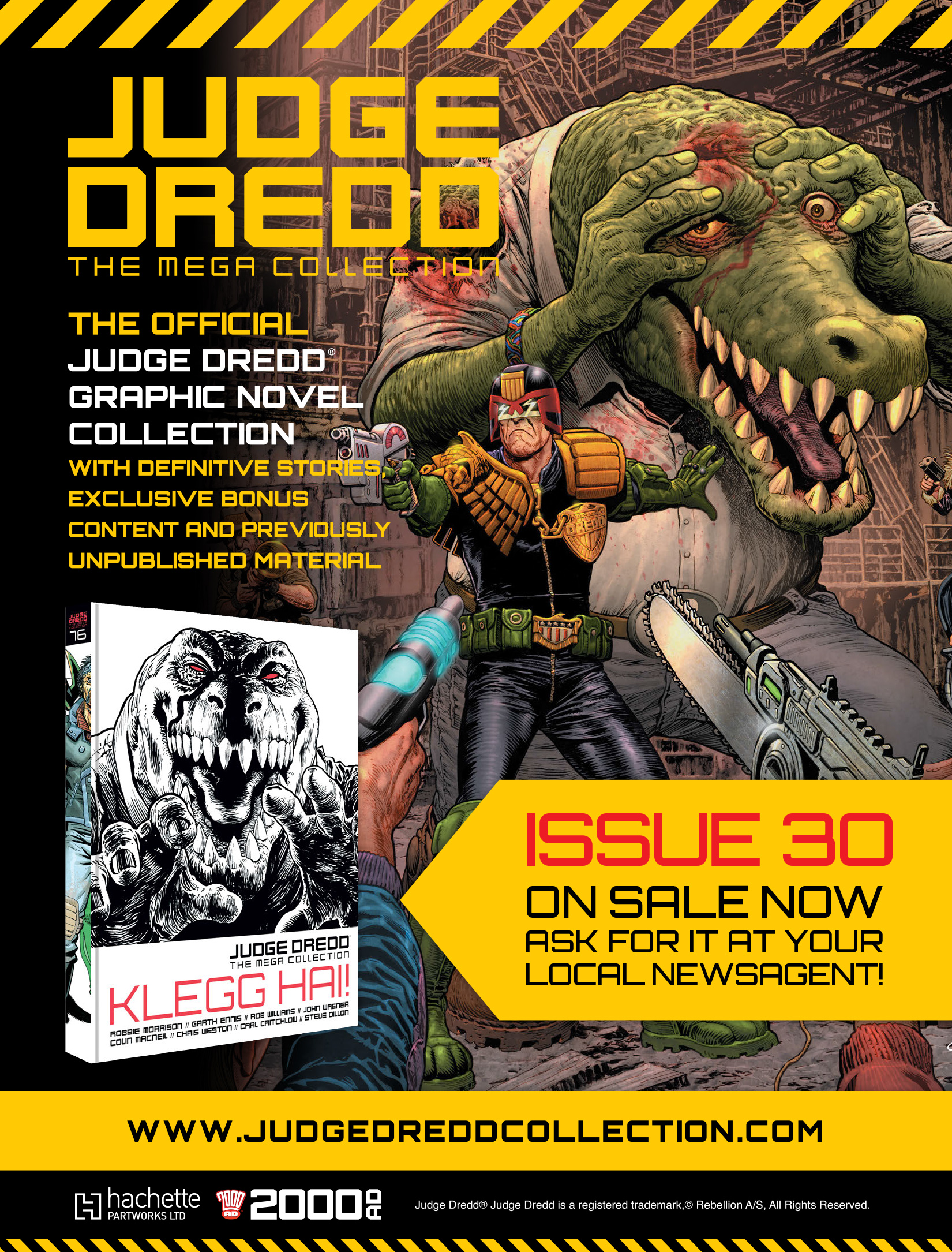 Read online 2000 AD comic -  Issue #1971 - 31