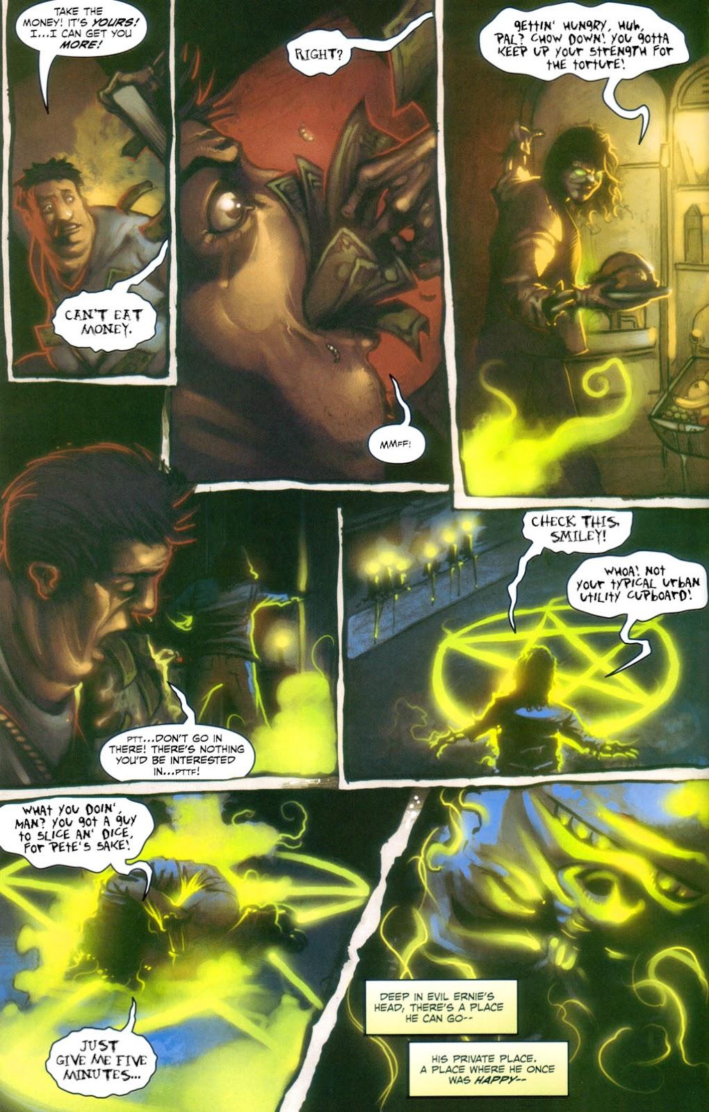 Read online Evil Ernie in Santa Fe comic -  Issue #1 - 15