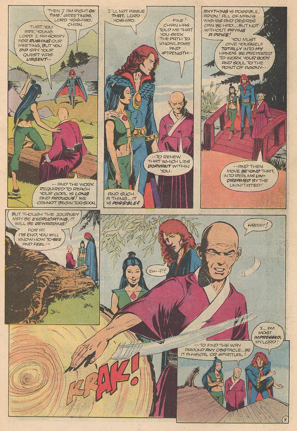 Read online Arion, Lord of Atlantis comic -  Issue #31 - 9