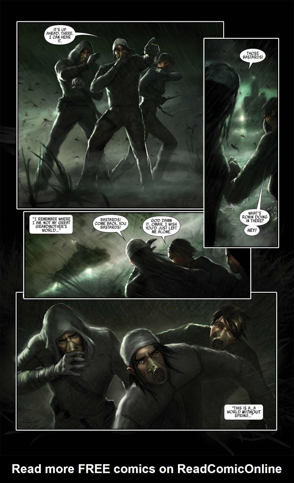 Read online After Dark comic -  Issue #1 - 50