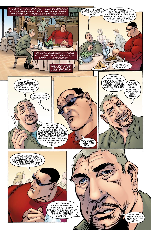 Read online Wonder Man (2007) comic -  Issue #1 - 8