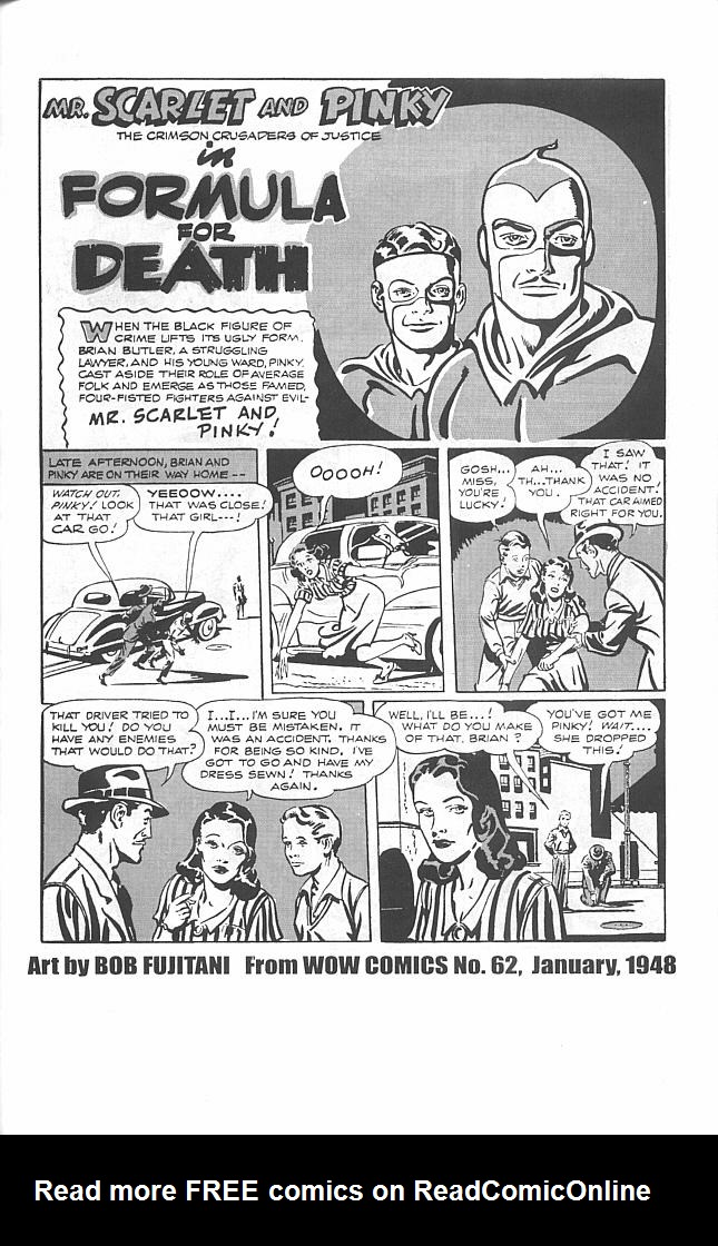 Read online Golden-Age Men of Mystery comic -  Issue #8 - 37