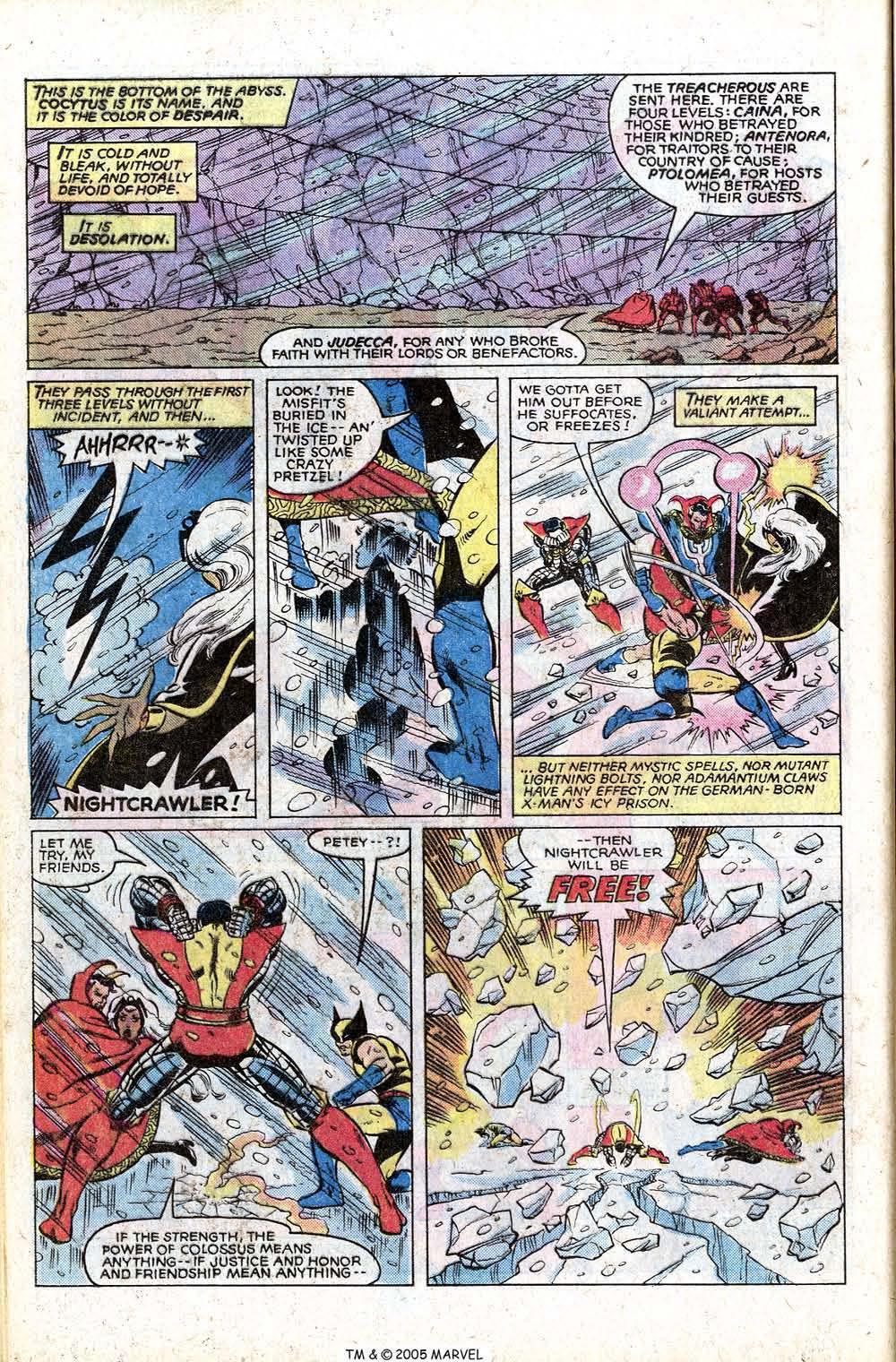 Read online Uncanny X-Men (1963) comic -  Issue # _Annual 4 - 40