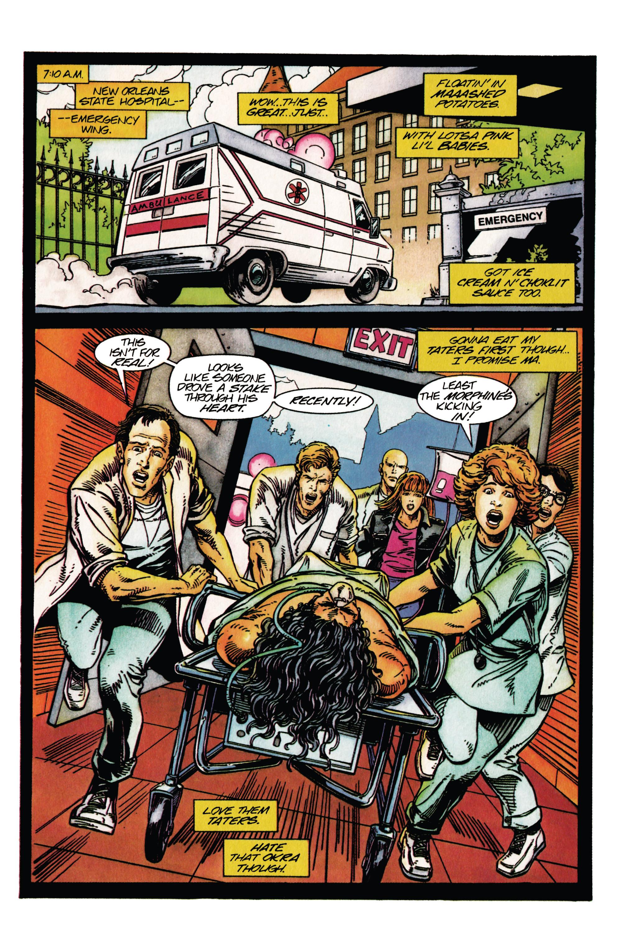 Read online Shadowman (1992) comic -  Issue #27 - 10