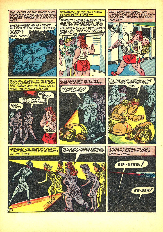 Read online Sensation (Mystery) Comics comic -  Issue #8 - 11