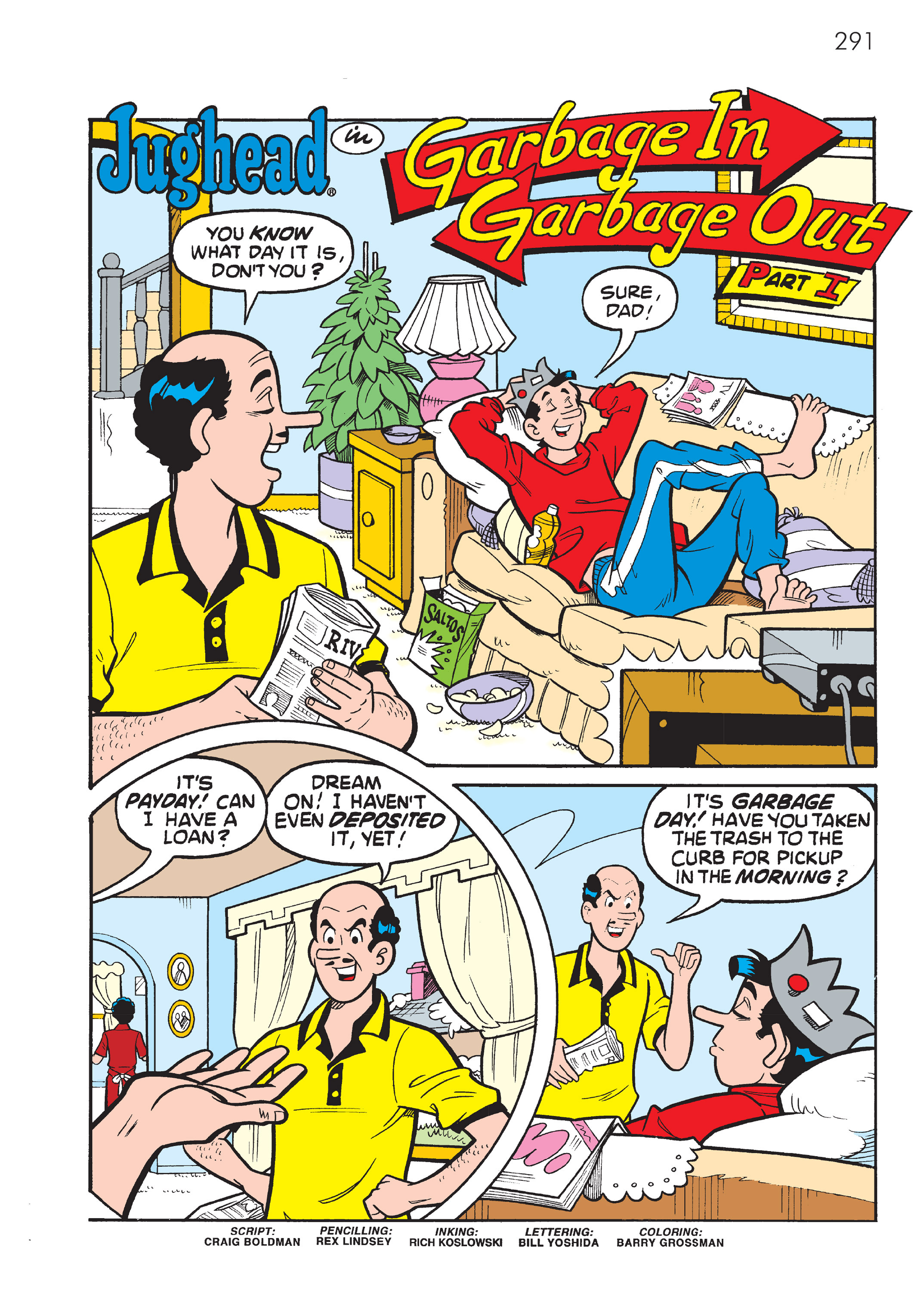 Read online The Best of Archie Comics comic -  Issue # TPB 4 (Part 2) - 81