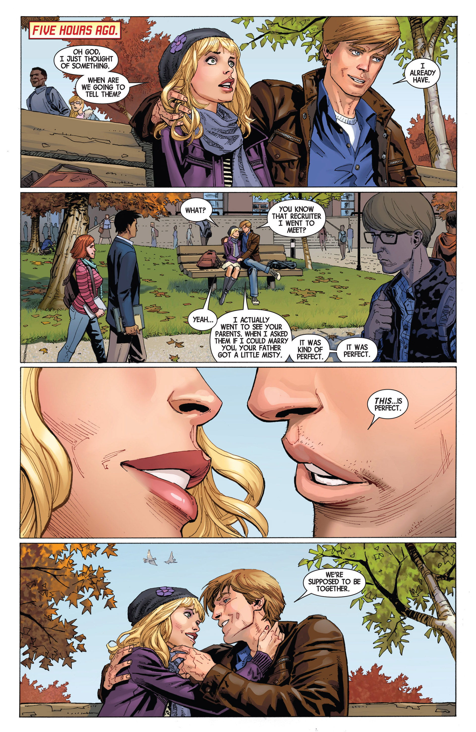 Read online Avengers (2013) comic -  Issue #7 - 14