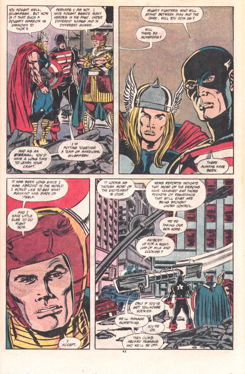 The Avengers (1963) 300 Page 38