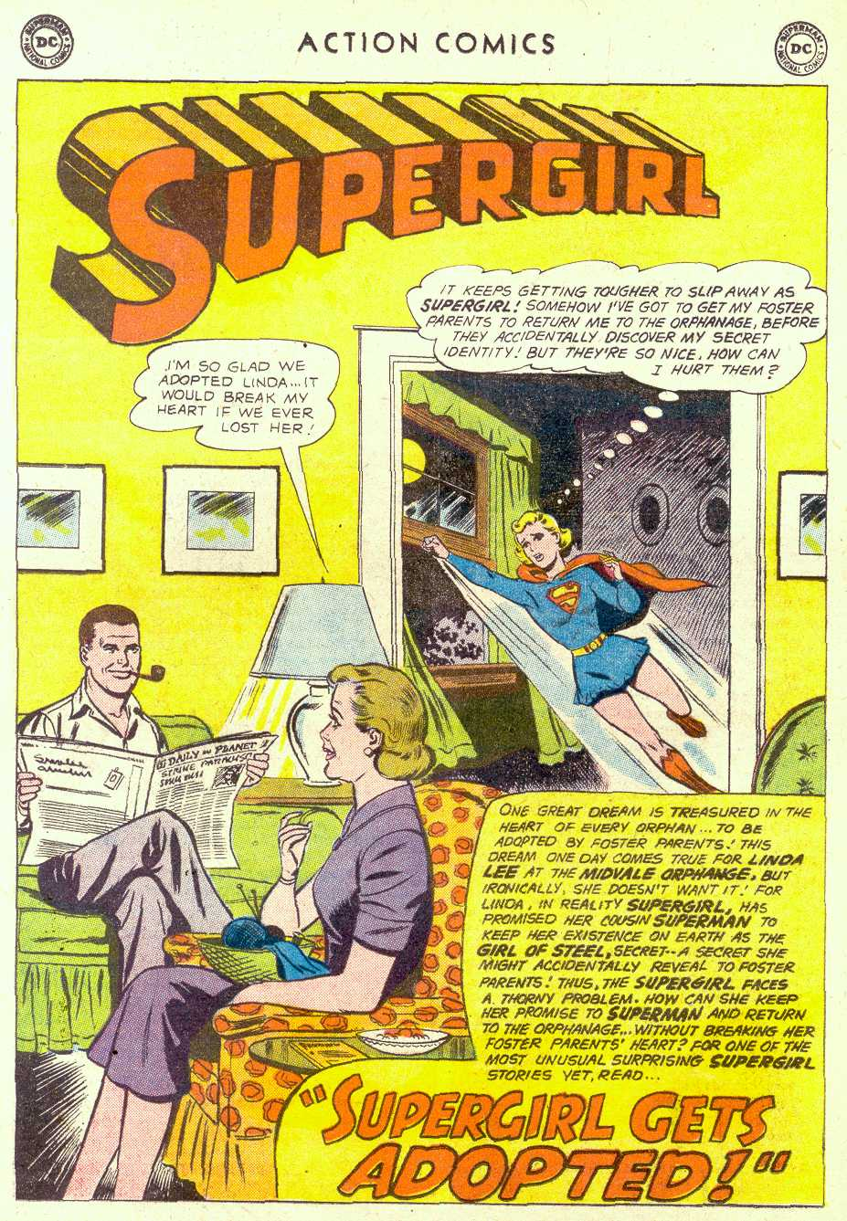 Read online Action Comics (1938) comic -  Issue #264 - 20