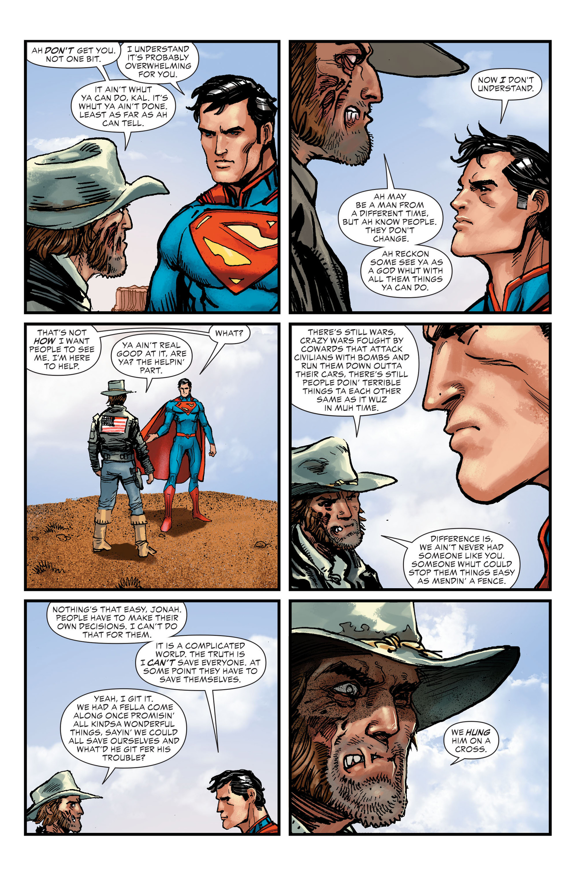 Read online All-Star Western (2011) comic -  Issue #27 - 6