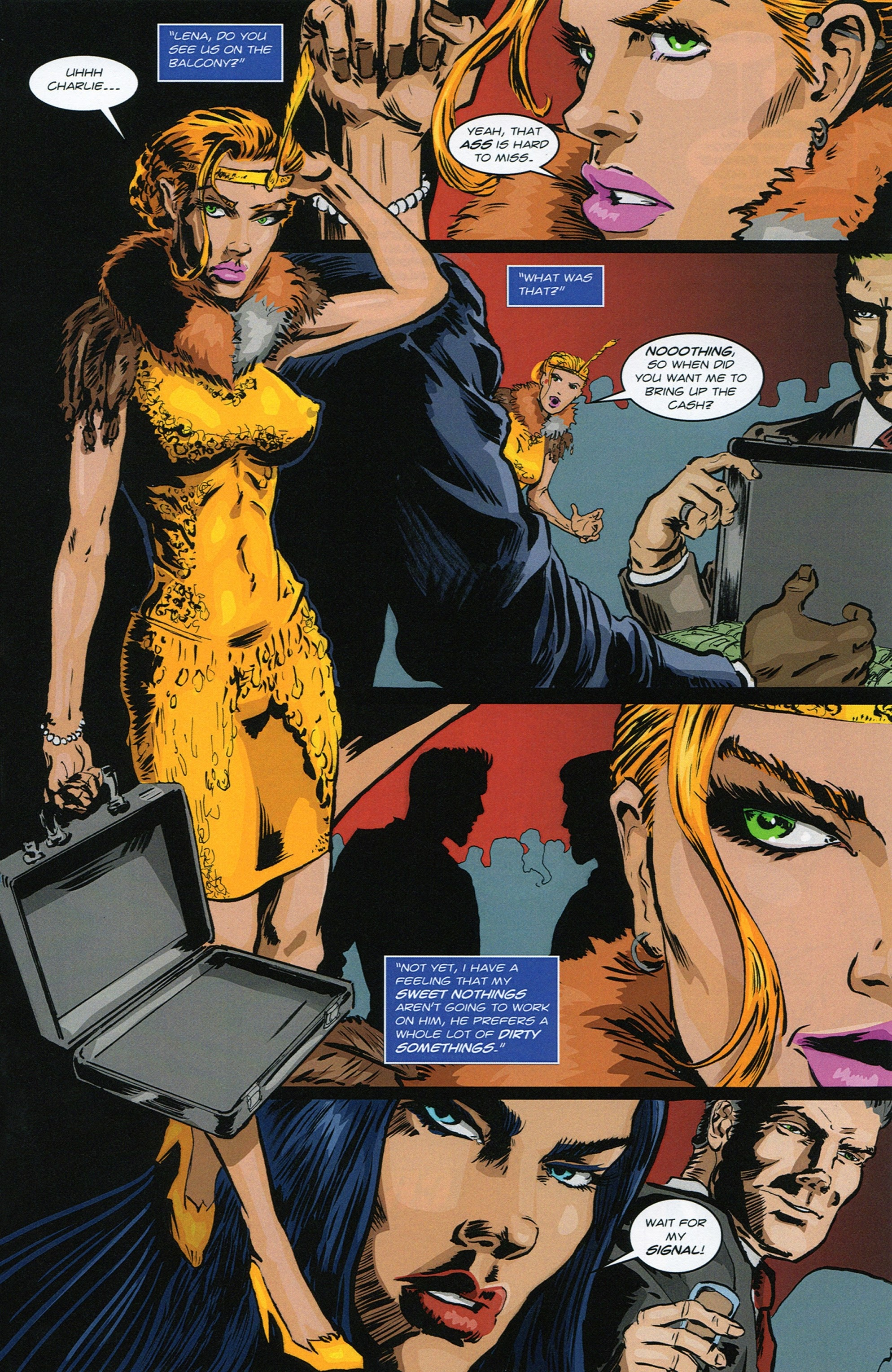 Read online Fox and Hound comic -  Issue #1 - 16