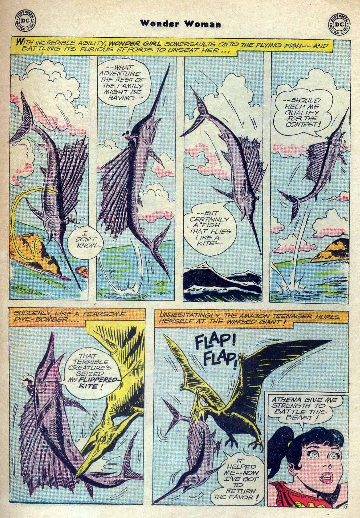 Read online Wonder Woman (1942) comic -  Issue #138 - 15