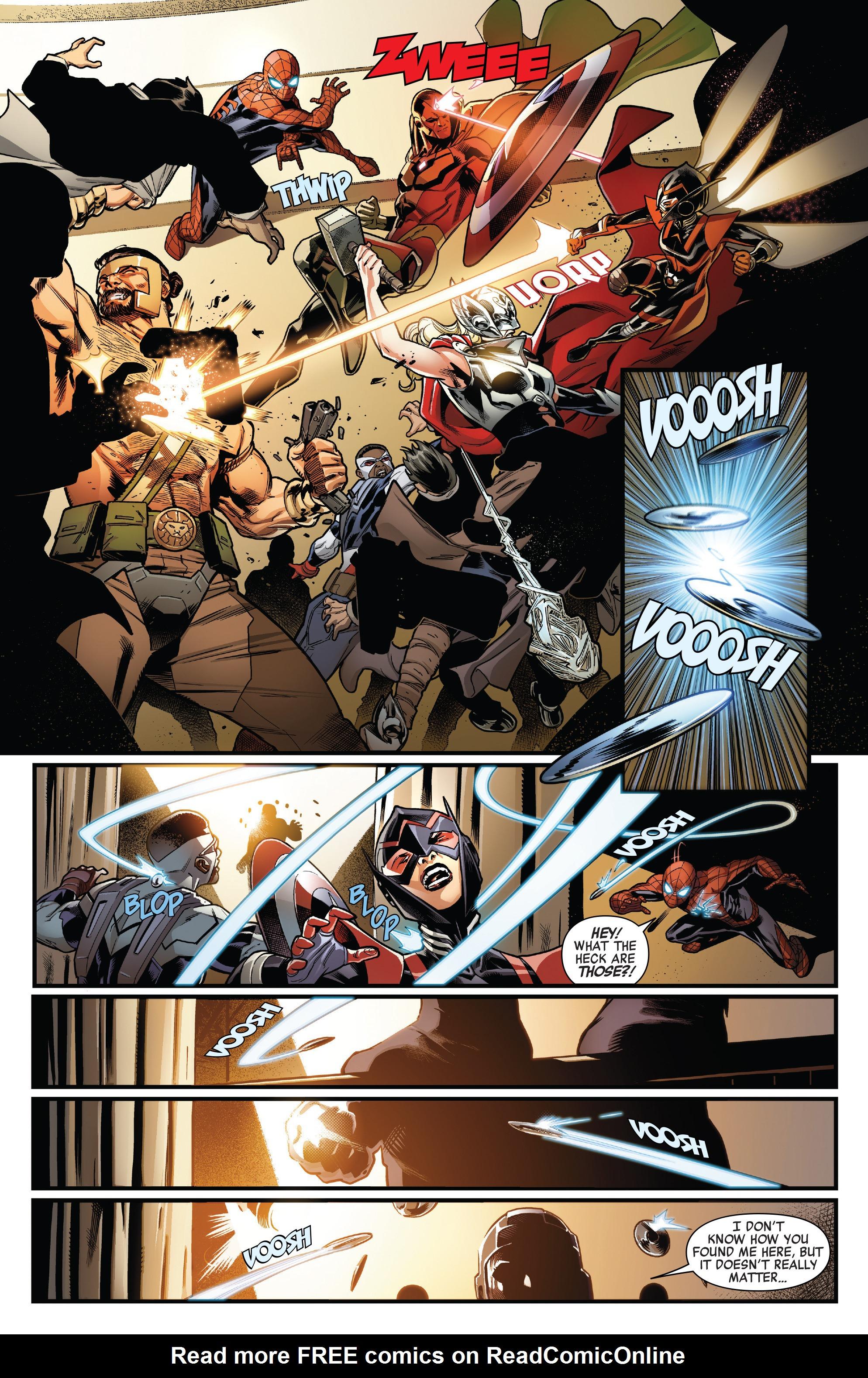 Read online Avengers (2016) comic -  Issue #1.MU - 9