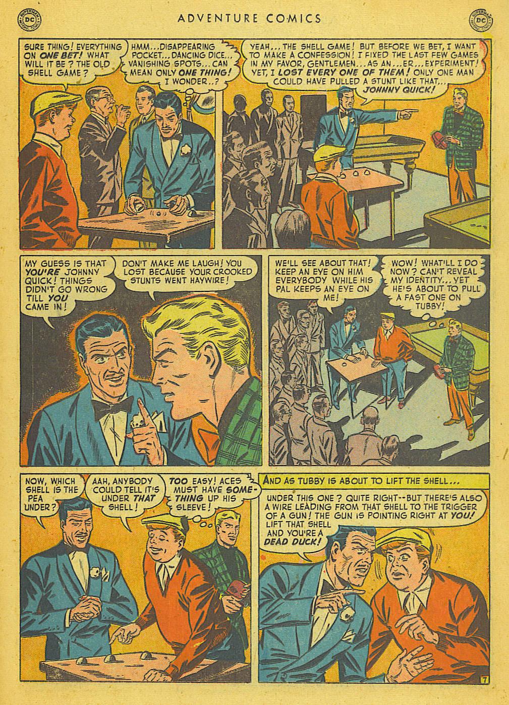 Read online Adventure Comics (1938) comic -  Issue #153 - 32