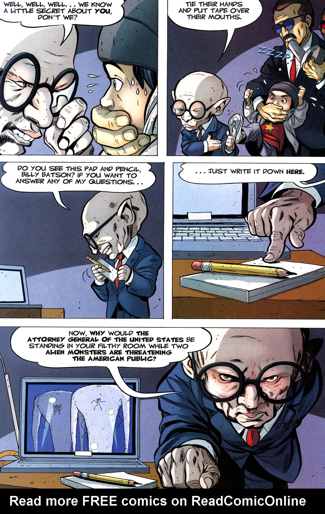 Read online Shazam!: The Monster Society of Evil comic -  Issue #3 - 14
