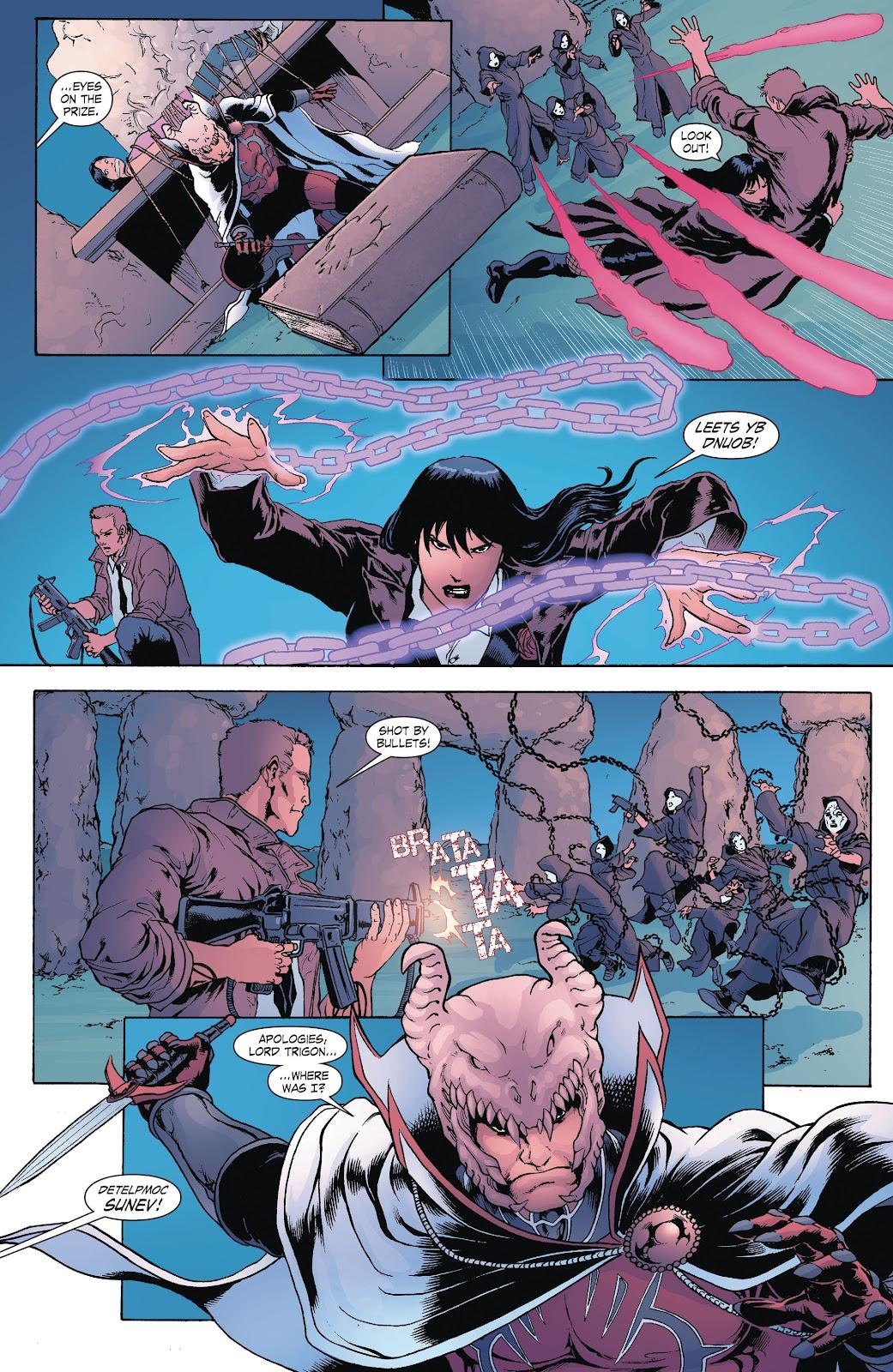 Read online Smallville Season 11 [II] comic -  Issue # TPB 8 - 34