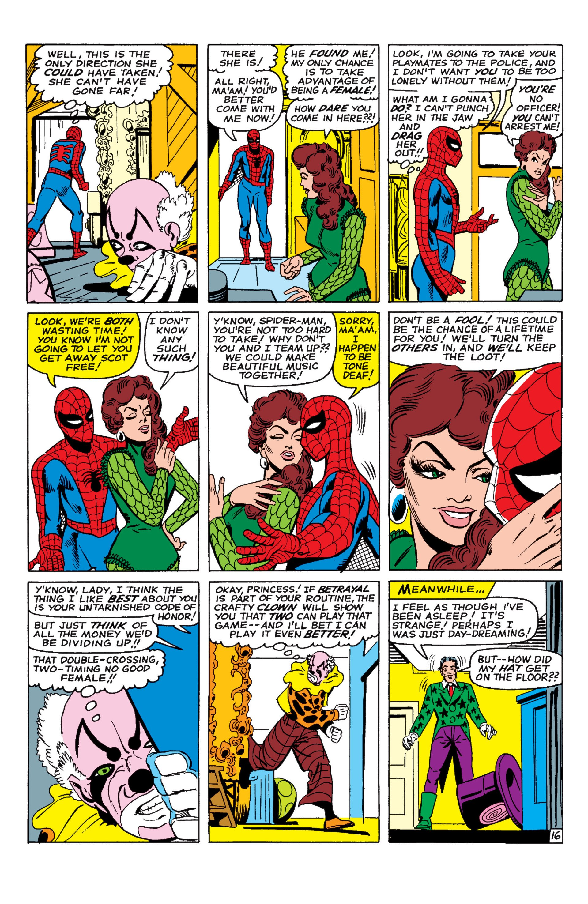 The Amazing Spider-Man (1963) 22 Page 16