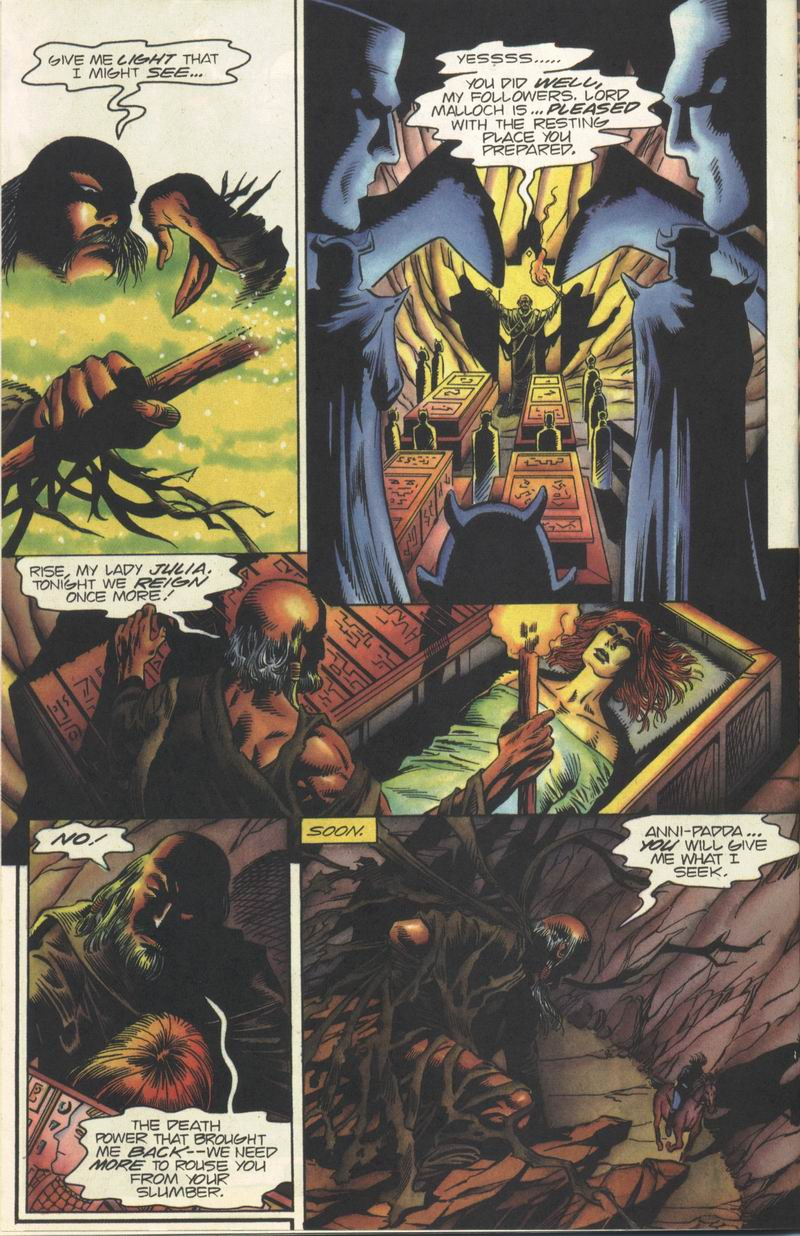 Read online Eternal Warrior (1992) comic -  Issue #26 - 8