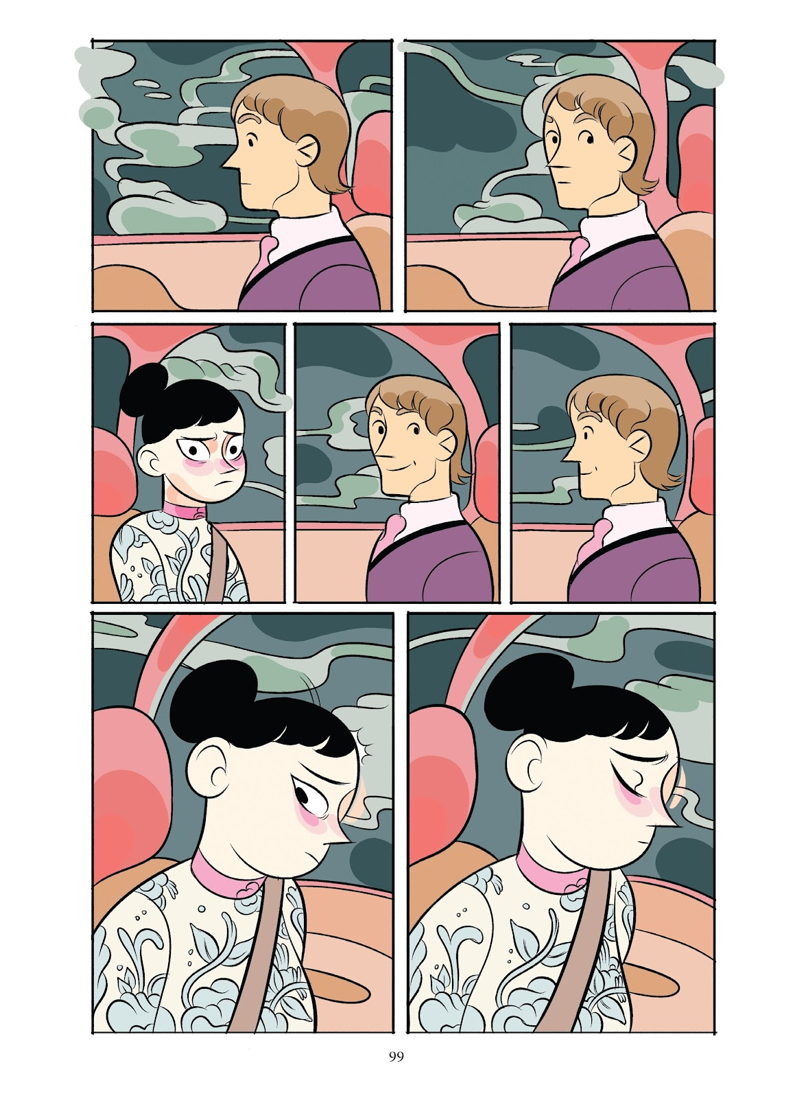 Read online Girl Town comic -  Issue # TPB (Part 1) - 99