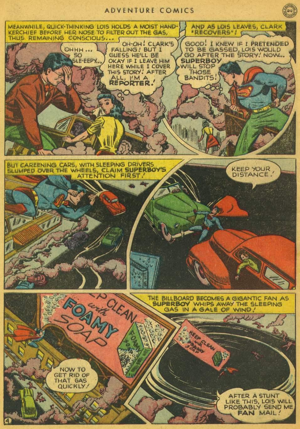 Read online Adventure Comics (1938) comic -  Issue #128 - 5