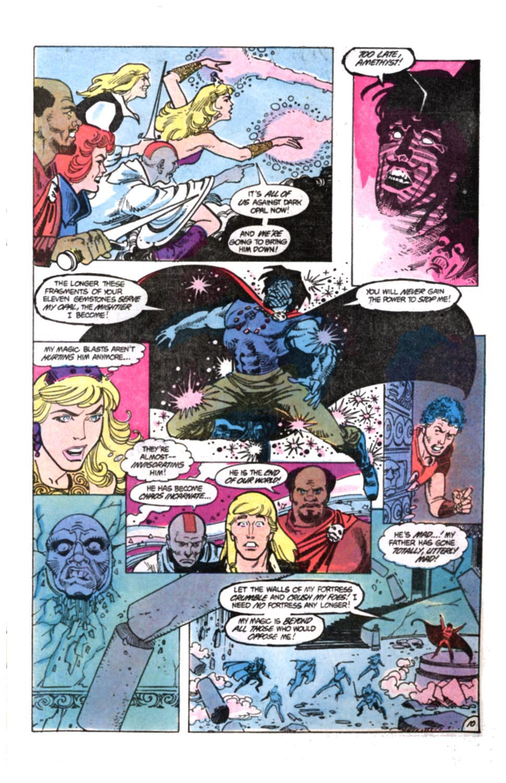 Read online Amethyst, Princess of Gemworld comic -  Issue #12 - 11