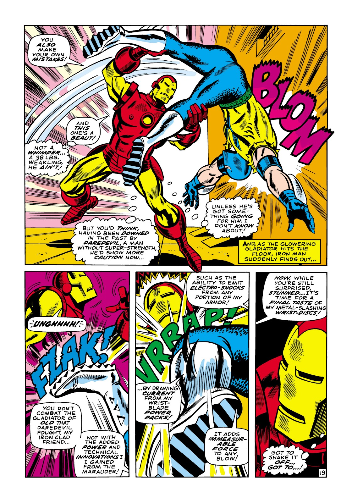 Read online Marvel Masterworks: The Invincible Iron Man comic -  Issue # TPB 5 (Part 2) - 31